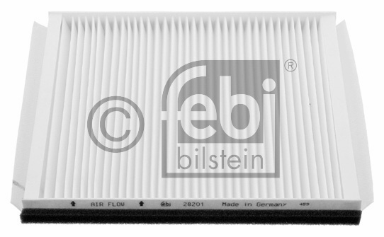 Filtre, air de l'habitacle - FEBI BILSTEIN - 28201