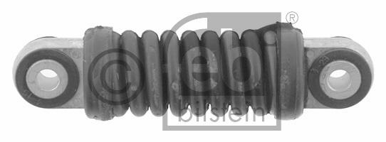 Amortisseur de vibrations, courroie trapézoïdale à nervures - FEBI BILSTEIN - 28278