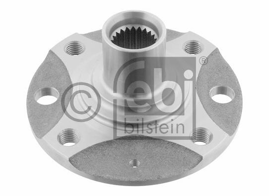 Moyeu de roue - FEBI BILSTEIN - 28301