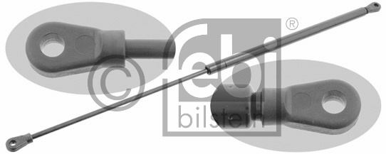 Ressort pneumatique, capot-moteur - FEBI BILSTEIN - 28350