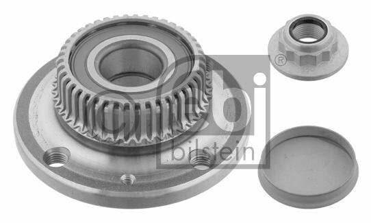 Moyeu de roue - FEBI BILSTEIN - 28376