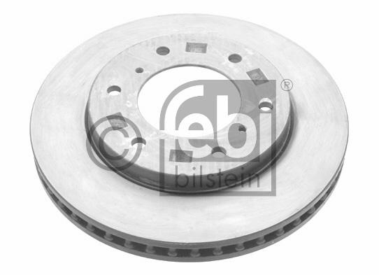 Disque de frein - FEBI BILSTEIN - 28437