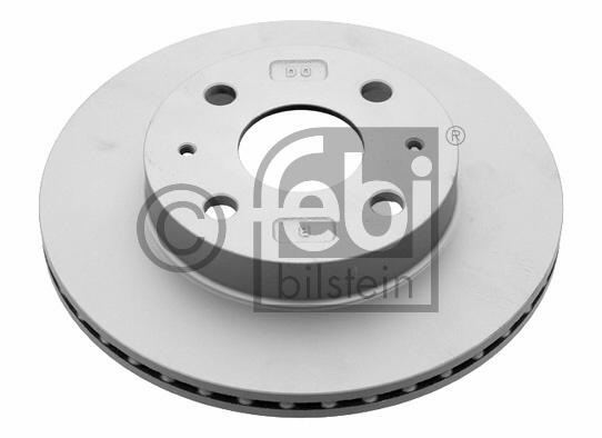 Disque de frein - FEBI BILSTEIN - 28443