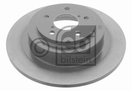 Disque de frein - FEBI BILSTEIN - 28444