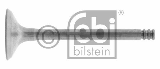 Soupape d'échappement - FEBI BILSTEIN - 28547