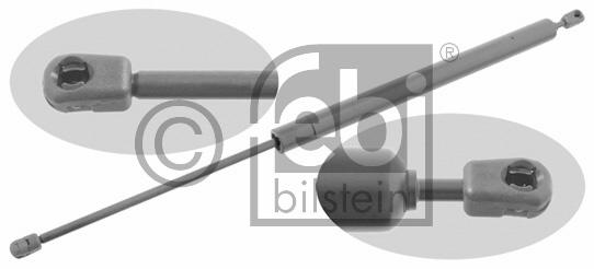 Ressort pneumatique, coffre à bagages/compartiment à bagages - FEBI BILSTEIN - 28554