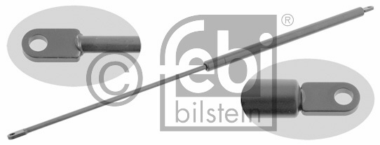 Ressort pneumatique, capot-moteur - FEBI BILSTEIN - 28556