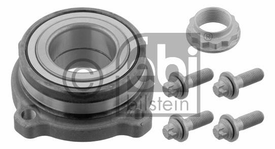 Jeu de roulements de roue - FEBI BILSTEIN - 28623