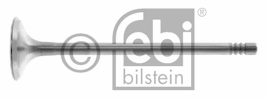 Soupape d'échappement - FEBI BILSTEIN - 28633