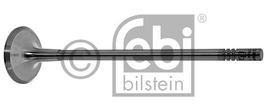 Soupape d'échappement - FEBI BILSTEIN - 28641