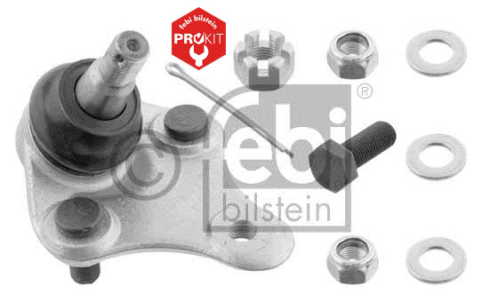 Rotule de suspension - FEBI BILSTEIN - 28699