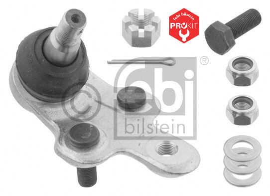 Rotule de suspension - FEBI BILSTEIN - 28700