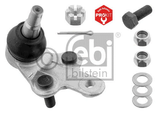 Rotule de suspension - FEBI BILSTEIN - 28701