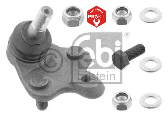 Rotule de suspension - FEBI BILSTEIN - 28704