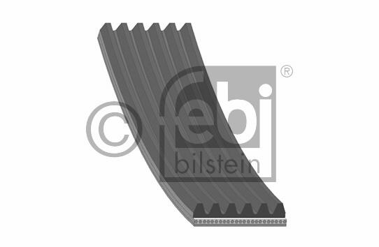 Courroie trapézoïdale à nervures - FEBI BILSTEIN - 28933