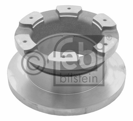 Disque de frein - FEBI BILSTEIN - 29161