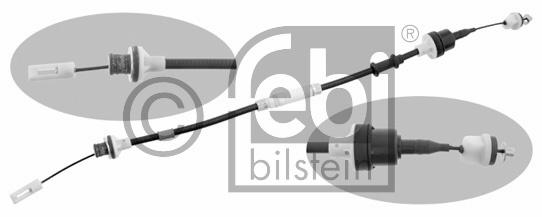 Tirette à câble, commande d'embrayage - FEBI BILSTEIN - 29246