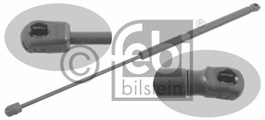 Ressort pneumatique, capot-moteur - FEBI BILSTEIN - 29267