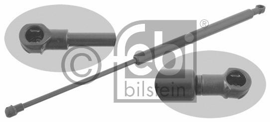 Ressort pneumatique, capot-moteur - FEBI BILSTEIN - 29286