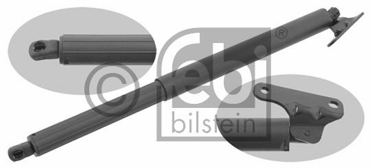 Ressort pneumatique, coffre à bagages/compartiment à bagages - FEBI BILSTEIN - 29339