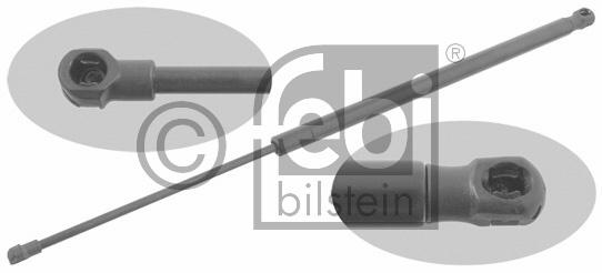 Ressort pneumatique, coffre à bagages/compartiment à bagages - FEBI BILSTEIN - 29405