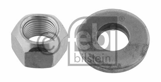 Kit de montage, joint de l'arbre longitudinal - FEBI BILSTEIN - 29626