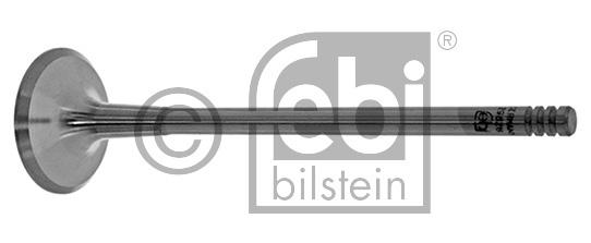 Soupape d'échappement - FEBI BILSTEIN - 29628