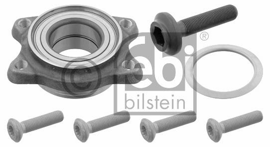 Roulement de roue - FEBI BILSTEIN - 29837