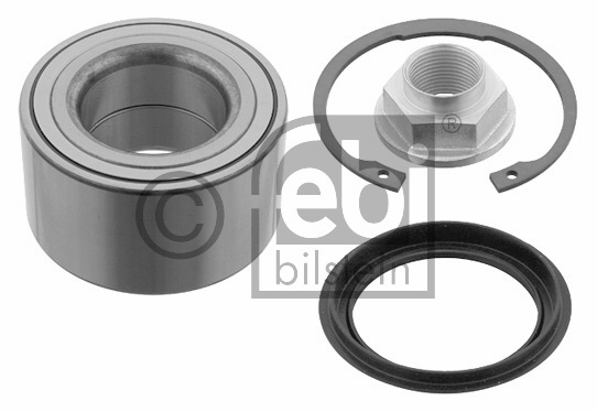 Roulement de roue - FEBI BILSTEIN - 30087