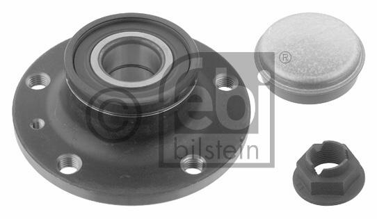 Moyeu de roue - FEBI BILSTEIN - 30237