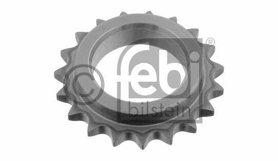 Roue dentée, vilebrequin - FEBI BILSTEIN - 30458
