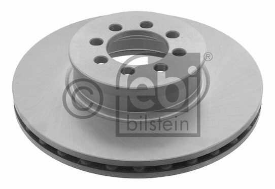 Disque de frein - FEBI BILSTEIN - 30542