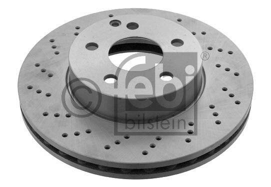 Disque de frein - FEBI BILSTEIN - 30552