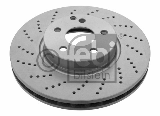 Disque de frein - FEBI BILSTEIN - 30553