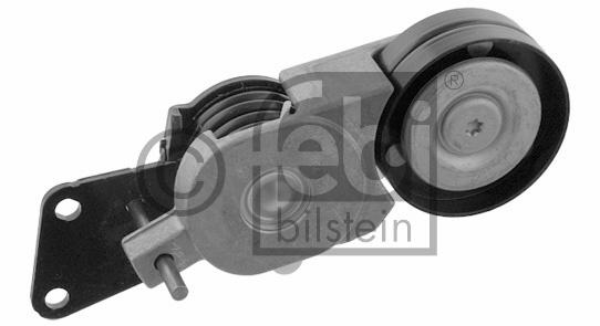 Tendeur de courroie, courroie trapézoïdale à nervures - FEBI BILSTEIN - 30620