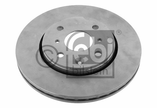 Disque de frein - FEBI BILSTEIN - 30636