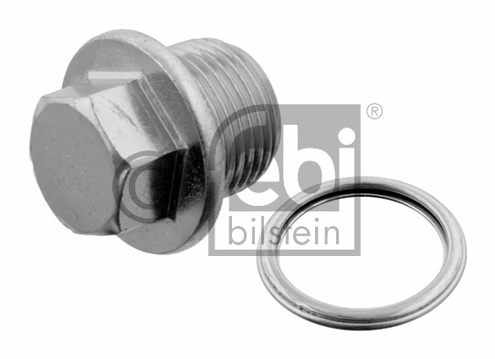 Vis-bouchon, carter d'huile - FEBI BILSTEIN - 30655