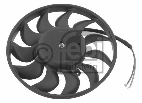 Ventilateur, refroidissement du moteur - FEBI BILSTEIN - 30741