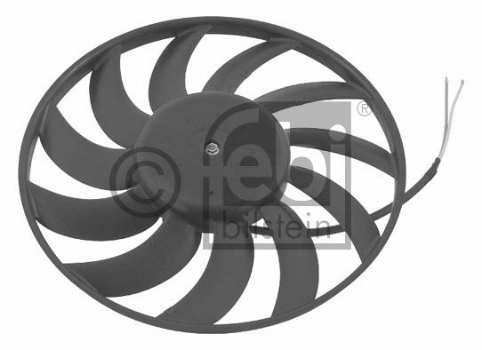Ventilateur, refroidissement du moteur - FEBI BILSTEIN - 30742