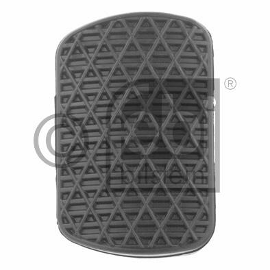Revêtement de pédale, pédale de frein - FEBI BILSTEIN - 30777