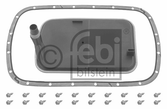 Filtre hydraulique, transmission automatique - FEBI BILSTEIN - 30849