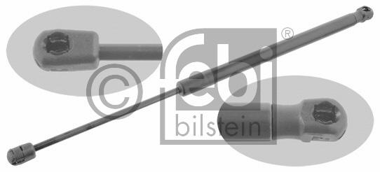 Ressort pneumatique, coffre à bagages/compartiment à bagages - FEBI BILSTEIN - 30883