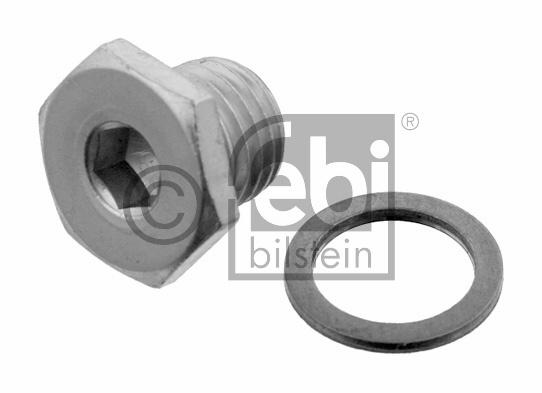 Vis-bouchon, carter d'huile - FEBI BILSTEIN - 30968