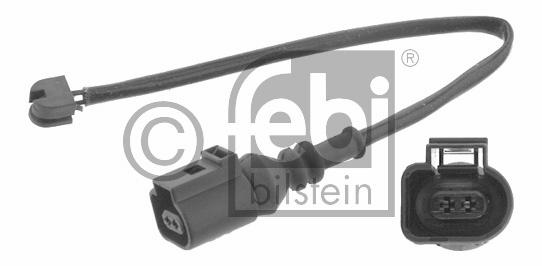 Contact d'avertissement, usure des garnitures de frein - FEBI BILSTEIN - 31011