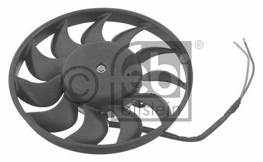 Ventilateur, refroidissement du moteur - FEBI BILSTEIN - 31012