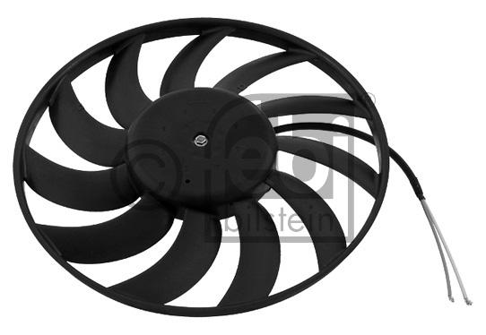 Ventilateur, refroidissement du moteur - FEBI BILSTEIN - 31024
