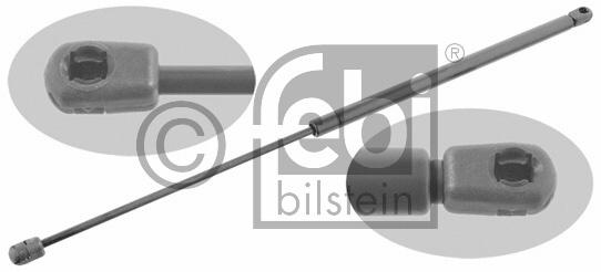 Ressort pneumatique, coffre à bagages/compartiment à bagages - FEBI BILSTEIN - 31025