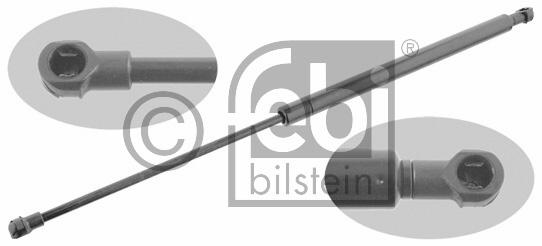 Ressort pneumatique, coffre à bagages/compartiment à bagages - FEBI BILSTEIN - 31028