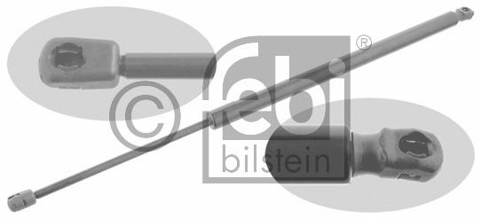 Ressort pneumatique, coffre à bagages/compartiment à bagages - FEBI BILSTEIN - 31050