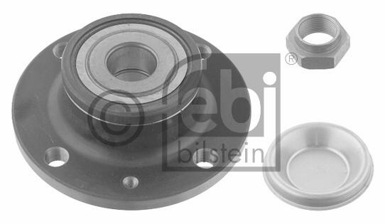 Moyeu de roue - FEBI BILSTEIN - 31185
